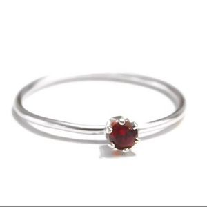 Moodtherapy Jewelry - RUBY 925 Sterling Silver Ring